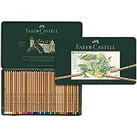 Faber-Castell 112136 Crayon PITT PASTEL boîte métal de 36 pièces