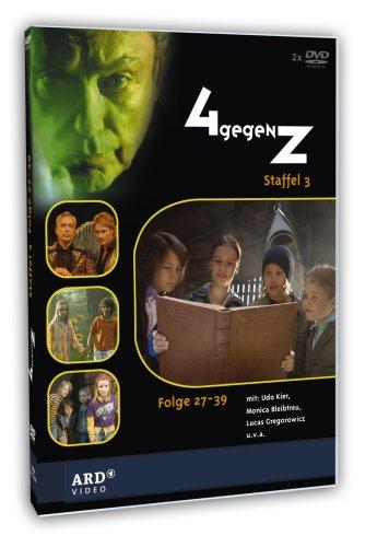 4 gegen Z – Staffel 3, Folgen 27-39 (2 DVDs