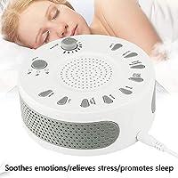 Timed Music Sleep Instrument Weißes Geräusch-Gerät zum Schlafen mit Timer-Option Beruhigende natürliche Geräusche... preisvergleich bei billige-tabletten.eu