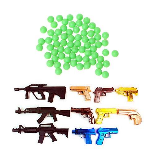 Mentin 800 stücke 6mm Hartplastik Bb Gun Paintball Spielzeug Pistole Sniper Kugeln Ball Kinder Spielzeug
