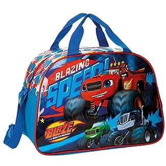 Blaze And The Monster Machine 48132 Bolsa de deporte infantil