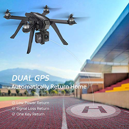 Zoom IMG-3 potensic drone brushless gps wifi