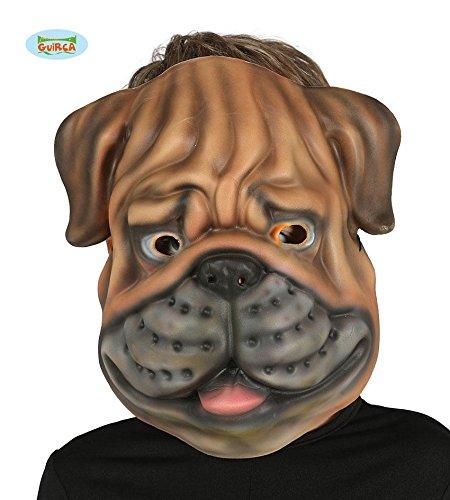 r Maske für Erwachsene Hund Fasching Party Halloween (Lustige Tier Masken)
