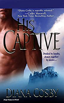His Captive (MacGruder Brothers) by [Cosby, Diana]