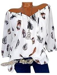 24a39035385cf NEEDRA Sales Blouse Shirt Women Full Size 8-22 S-XXXXXL Cotton Off The  Shoulder Bardot Plus Size Floral V-Neck Blouses Tops T…