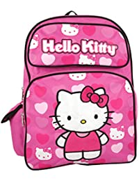 "Sanrio Hello Kitty Large 16"" Backpack"
