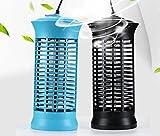 MWPO Lámpara de Mosquito fotocatalizador para el hogar, lámpara Ultra silenciosa, sin radiación, física, Anti-Mosquitos, lámpara Anti-Insectos Zapper, protección del Medio Ambiente Asesino de ins