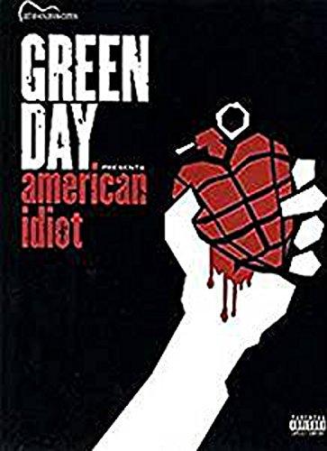 Green Day: American Idiot (TAB). Für Gitarrentabulatur(mit Akkordsymbolen) (Day Tab Green Guitar)