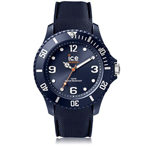 Ice-Watch - ICE sixty nine Dark blue - Blaue Herrenuhr mit Silikonarmband 12