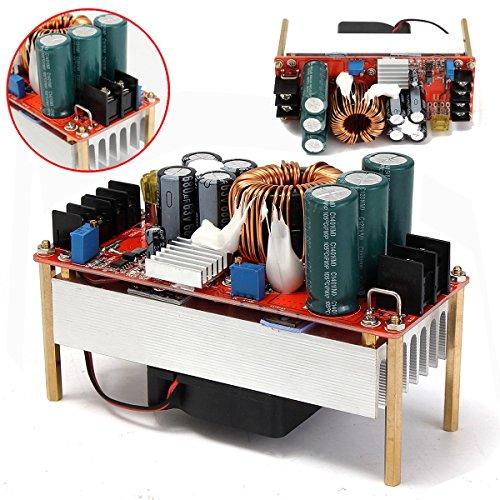 Bluelover Dc10-60V 30A 1500W Zu 12-90V Boost Converter Step Up Netzteil-Modul
