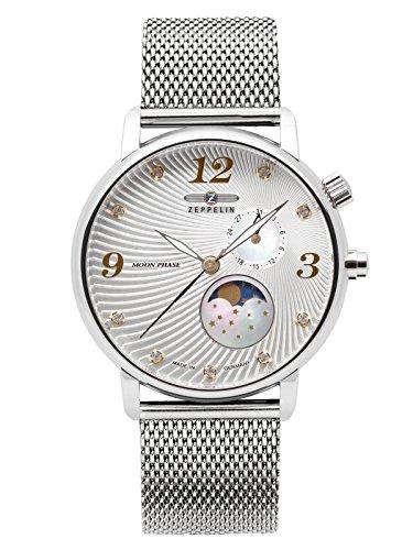 Zeppelin orologio donna Luna 7637M-1