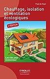 Image de Chauffage, isolation et ventilation écologiques