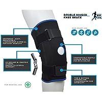 Scharnier Knie Arthritis Gegenstütze Guard Stabilisator Gurtbefestigung Wrap Offene Patella NHS Medical Grade preisvergleich bei billige-tabletten.eu