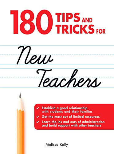 Free 180 Tips And Tricks For New Teachers Pdf Download