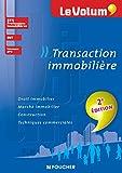 Transaction immobilière - Le Volum' - BTS Professions immobilières, DUT, Licence pro