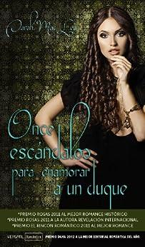 Once Escándalos para Enamorar a un Duque (Love by numbers (El amor en cifras) nº 3) de [MacLean, Sarah]