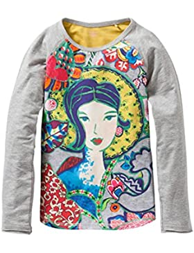 Oilily Yf16gje329, Camiseta de Manga Larga para Niños