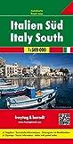 Italien Süd, Autokarte 1:500.000, freytag & berndt Auto + Freizeitkarten - Freytag-Berndt und Artaria KG