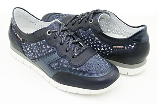 19f2f7f673a585 Mephisto Mobils by Kadia Perf Sneakers Femme avec Bouchon extractible  Semelle 7845-12945 - 30055