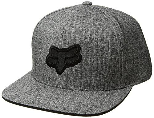 Fox Legacy Snapback Hat [Htr Gry]