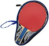 Palio Master 2 Table Tennis Racket & Cas...