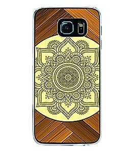 PrintVisa Designer Back Case Cover for Samsung Galaxy S6 Edge+ :: Samsung Galaxy S6 Edge Plus :: Samsung Galaxy S6 Edge+ G928G :: Samsung Galaxy S6 Edge+ G928F G928T G928A G928I (pink blue orange Inspire fabulous)