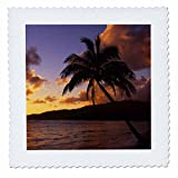 3dRose Hawaii, Kauai, Sunrise in Einem tropischen