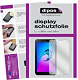 dipos I 2x Screen Protector compatible with Samsung Galaxy
