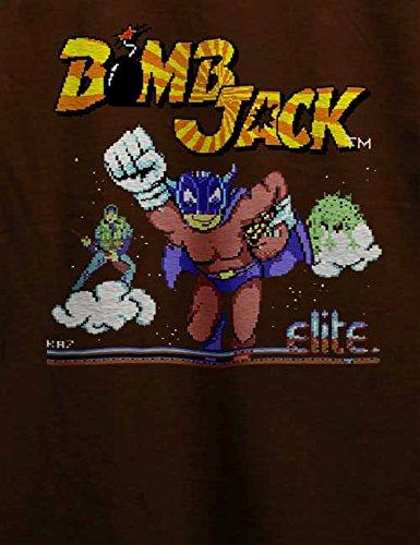 Bomb Jack T-Shirt Braun
