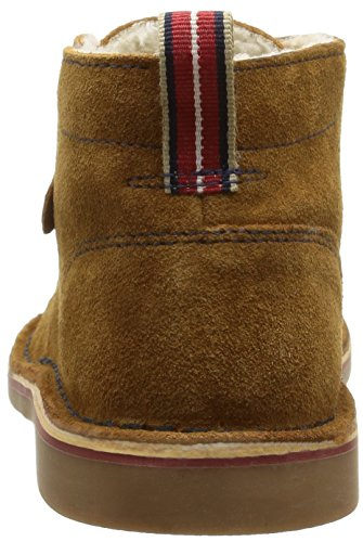 Pepe Jeans London Desert Basic, Boots garçon Marron (877Nut Brown)