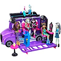 Monster High FCV63 - Autobús de Lujo