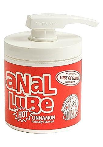 Doc Johnson Lubrifiant Anal Parfum Cannelle 175 ml