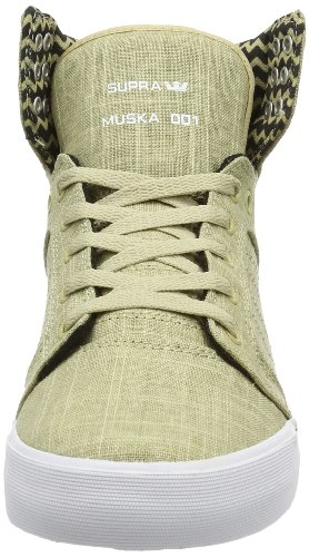 Supra  SKYTOP, Hi-Top Slippers mixte adulte Beige - Beige (PALE/KHAKI - WHITE PKW)