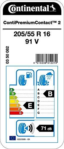 Continental-4019238312270-205-55-R16-BE71-dB-Pneumatico-Estivo