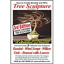 How to Create Beaded & Wire Trees (English Edition)