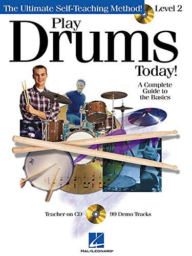 Play Drums Today! Level 2 Book/Cd (Play Today Level 2)