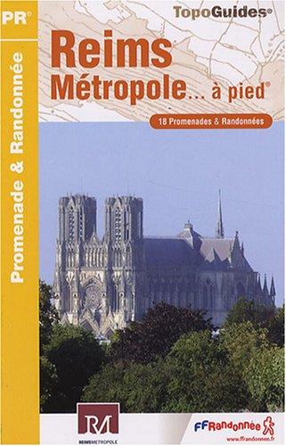 Reims Métropole à pied