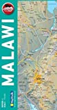Malawi Adventure Road Map 1:750 Map Studio by Map Studio (2013-10-11)