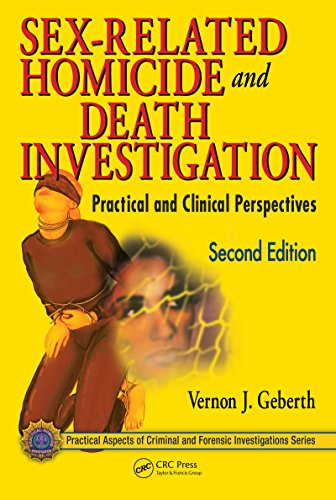 Sex-Related Homicide and Death Investigation: Practical and Clinical Perspectives, Second Edition (Practical Aspects of Criminal and Forensic Investigations) (English Edition)