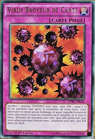 Yu Gi Oh Virus - carte YU-GI-OH DPBC-FR020 Virus Broyeur De Carte