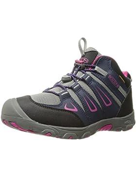 Keen Unisex-Kinder Oakridge Mid Wp Trekking-& Wanderstiefel