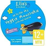 Cuisine Peu Gros Légumes Repas Stade De Moussaka 4 200G De Ella - Paquet de 4