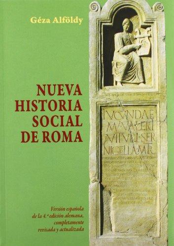 Historia Social De Roma descarga pdf epub mobi fb2