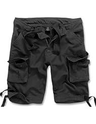 Brandit Urban Legend Pantalones Cortos Negro tamaño 6XL