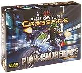"Catalyst Game Labs ""Shadowrun Crossfire Mission 1High Caliber Ops"" gioco da tavolo"