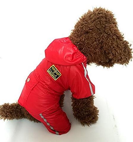 Et Costume Melbourne - Ranphy Petit Chiot/animal domestique Vêtements pour femelle
