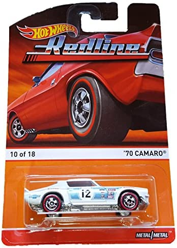 Hot Wheels Redline 10/18 10/18 10/18 - '70 Camaro by Mattel   Grandes Variétés  3d7e58