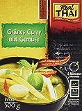 Real Thai Grünes Curry mit Gemüse, 3er Pack (3 x 300 g)