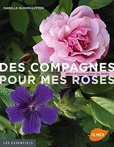 Des compagnes pour mes roses. Idées d'associations au