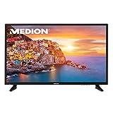 """MEDION LIFE P18093 MD 31181 121,9cm 48"""" Zoll LED-Backlight-TV, UHD 4k, HD Triple Tuner DVB-T2 DVB-S2 DVB-C, integrierter Mediaplayer, EEK:A, schwarz"""